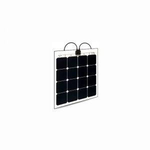 Solbian SP 52 Q Square Flexibile 52W Monocrystalline Panel #SBSP52Q
