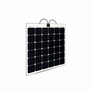 Solbian SP 118 Q Square Flexibile 118W Monocrystalline Panel #SBSP118Q