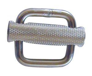 Fibbia in acciaio inox - Adatta a cinghie fino a 30mm #N10900902773