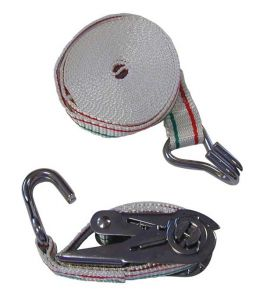 Ratchet strap with hooks - 4 mt #OS6325202