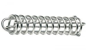 Stainless steel mooring spring L. 32cm D.70mm #OS0119911