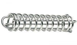 Molla d'ormeggio in acciaio inox Osculati L. 390mm D.90mm #OS0119916