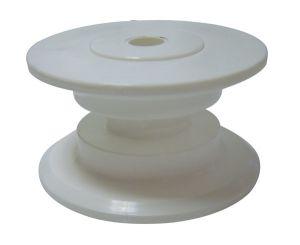 Puleggia in nylon - D.69xH43 mm - Perno D.11 mm #OS0134620
