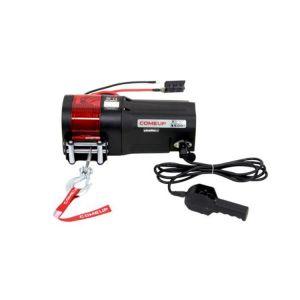 Electric Winch 1200W 24V Max pull 2400Kg #OS0235124