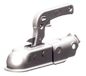 Gancio per rimorchio omologato e carichi fino a 750kg - Tubo tondo D.35mm #OS0201074
