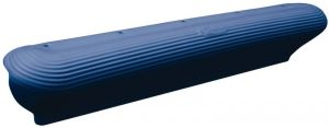Paracolpo pontile Maxfender - Blu - 730x175x140mm #OS3351903
