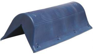 Angle dock fender  Blue - 800x230x310mm #OS3351905