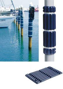 Cover Fender dock fender Blue - 800x450x30mm #OS3351909