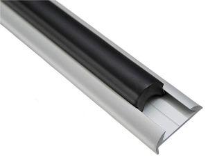 Anodized aluminIum fender profiles H37mm Mt 3 #OS4448510