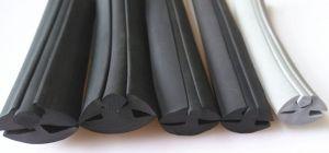 Profilo PVC anti salino per finestrini fissi - Nero - Venduto al metro #OS4448100