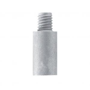 Anodo di Zinco a Barilotto per Scambiatori di Calore 6L2289 CATERPILLAR ∅ 16x76+13 mm #N80605030339