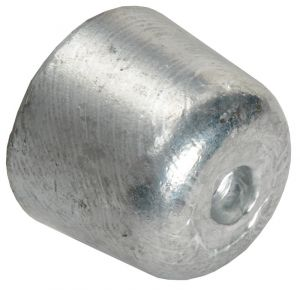 Spare Ogive Zinc Anode for VETUS 0152 BOW Propeller 220 #OS4307010