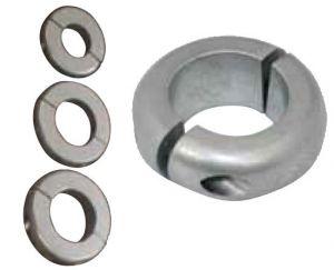 Low Olive Zinc Anode for Propeller Shaft ∅ 55 mm #OS4380155