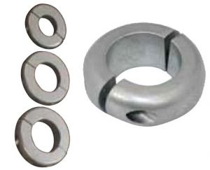 Low Olive Zinc Anode for Propeller Shaft ∅ 70 mm #OS4380170