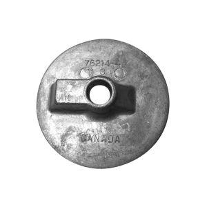 Zinc Flat Fin Anode 762144 MERCURY MARINER MERCRUISER Bravo #N80607030547