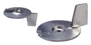 Zinc Fin Anode 94286 for MERCURY MARINER MERCRUISER 18 - 25 Hp outboards #N80607030553