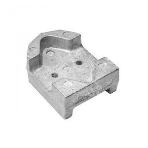 Zinc Plate Anode for MERCURY MARINER MERCRUISER sterndrive units 821631A1 #N80607030566