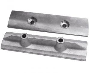 Zinc Bar Anode 6U4-45251-00 for YAMAHA MARINER Onboard #N80607030609