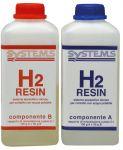 C-systems H2 Resin Resina Epossidica 1,5Kg #FNI6461163