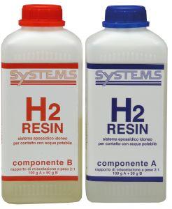 C-systems H2 Resin Resina Epossidica 4,5Kg #FNI6461165
