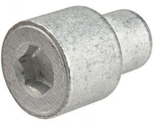 YAMAHA MARINER 80 - 250 Hp Cylinder Zinc Anode 68V-11325-02 #N80607030617