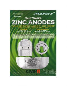 MERCRUISER Alpha I series II from 1991 up to now Kit Zinc Anodes 4 Pieces #N80607030634