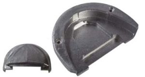 Front Zinc anode for gear box - OMC COBRA #N80607130507
