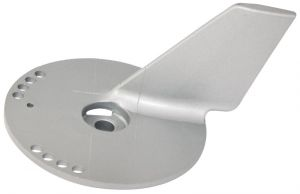 Zinc Fin Anode for OMC JOHNSON EVINRUDE 5032929 SUZUKI 55125-90J01 engines #OS4327287