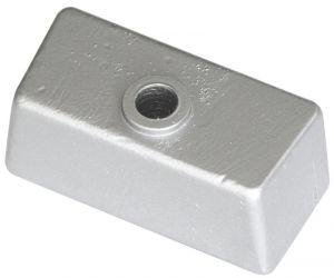 Anodo di Zinco a Cubo per Piede 377768 OMC JOHNSON EVINRUDE #N80607130543