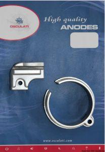 VOLVO XDP/B Shaft Kit Zinc Anodes 2 Pieces #OS4355700