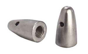 VOLVO Proellers ∅ 22 - 25 - 30 mm Ogive Zinc Anode 833913-7 #OS4351300