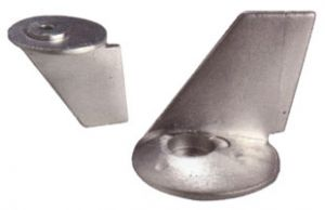 TOHATSU 35 - 40 Hp Fin Zinc Anode 348-60217-0 ∅ 50 mm #N80607330930