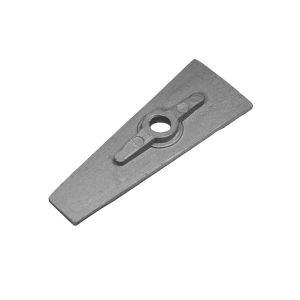 Plate Zinc Anode for Yamaha Mariner 6-8HP 6G1-45251-02 #N80607430611