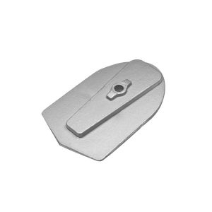 Plate Zinc Anode for 6G1-45251-03 YAMAHA MARINER 6-8HP #N80607430612