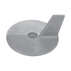 Anodo di Zinco a Pinna 664-4537101 YAMAHA MARINER 20 - 50 Hp SELVA Manta - Barracuda #N80607430643