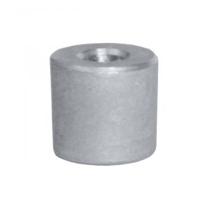 Anodo di Zinco a Cilindro per Collettore 12155-ZV4-A00 HONDA 40 - 50 - 60 Hp #OS4329220