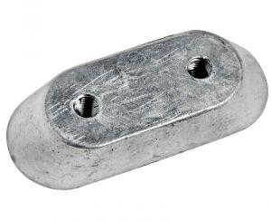 HONDA 10 - 50 Hp Plate Zinc Anode 41106-ZV4-650 41106-935-812 #OS4331521