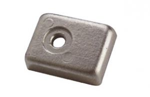 Anodo di zinco a piastrina Suzuky 40-65-115 HP #N80607130529