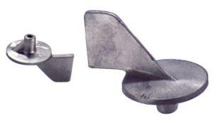 Anodo di Zinco a Pinna Universale su Piastra Tonda 2500050 SELVA #N80608130850