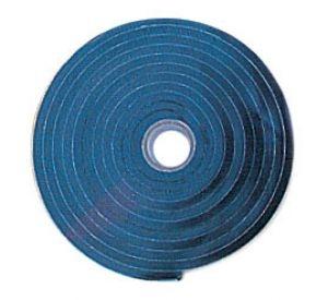 Black nylon foam adhesive tape for porthole gaskets #OS1911400