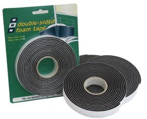 Double face soft adhesive tape 19x3mm #N30011105075