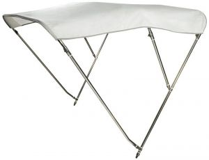 3 Bow High Bimini D.180cm H.145cm W.210/220cm White #OS4692005