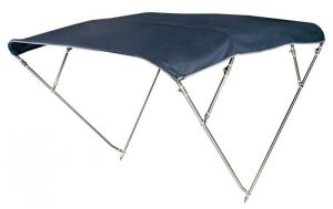 Depth 4 Bow High Bimini D.250cm H.145cm W.170/180cm Navy Blue #OS4692120