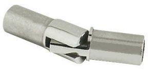 Snodo interno a 90° in acciaio inox AISI 316 lucidato a specchio - 22x1,2mm #OS4632212