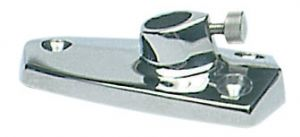 Chrome plated ABS flagpole base Flagpole D.14mm #N30112502116