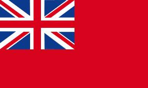 Flag UK merchant 20x30cm #N30112503733