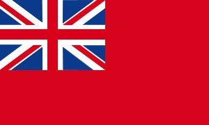 Bandiera Inghilterra mercantile 30x45cm #N30112503734