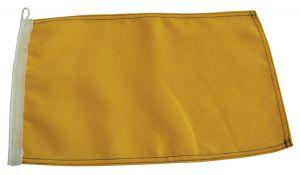 "Heavy polyester flag - International Code ""Q"" - 20x30cm #OS3544505"