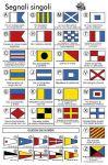 Tabella adesiva cod.internazionali con simbologia 16x24cm #N30112621810