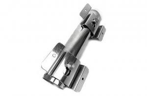 Portacanne inox da parete sfilabile D.42mm #OS4116810